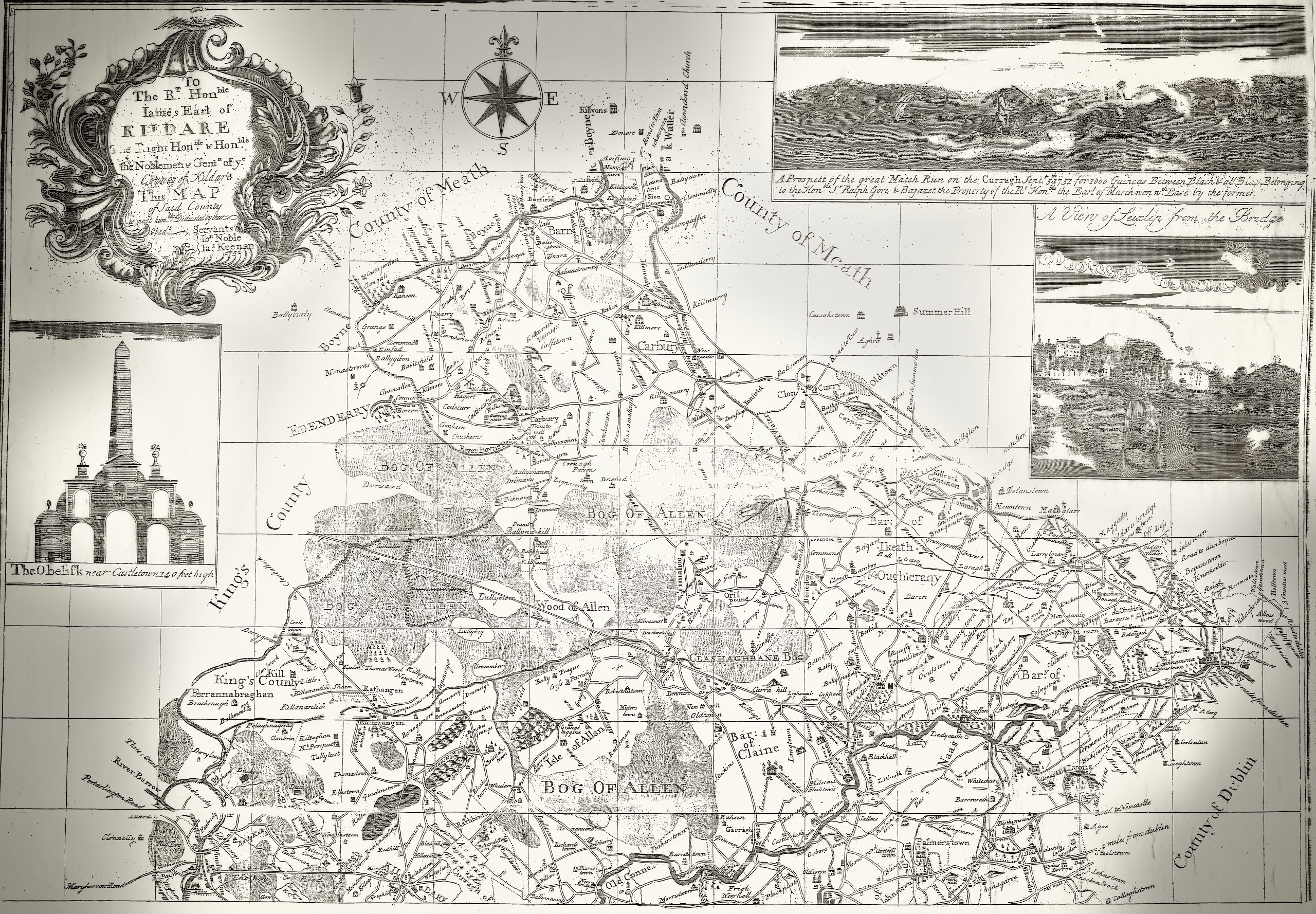 Oldest Map Of Ireland.Historical Maps Clanecommunity Ie