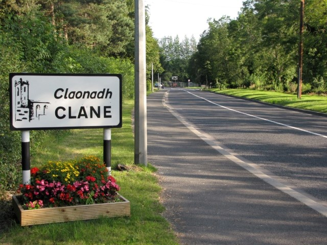 Welcome To Clane