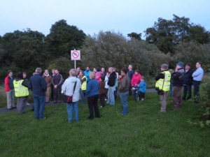 Heritage Week Bat-walk by the Liffey