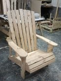Men's Shed Chair