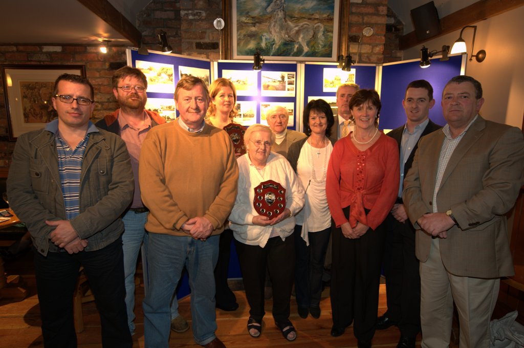 Clane Tidy Estates Competition Winners