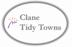 Clane Tidy Towns Logo