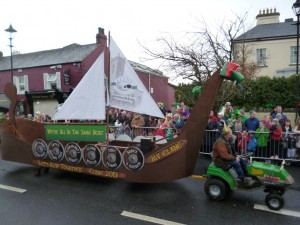 St Patricks Parade 2013