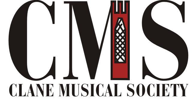 Clane Musical Society Logo