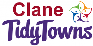 Clane Tidy Towns Logo - 2013