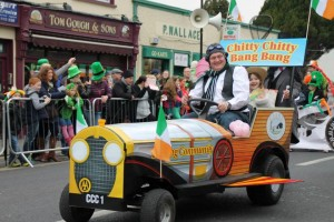 Clane Community Council's Chitty Chitty Bang Bang Car!